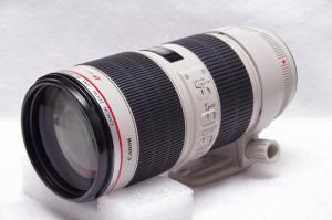 中古 キヤノン EF 70-200mm F2.8L IS II USM