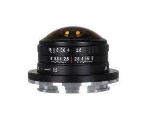 LAOWA / 4mm F2.8 Circular Fisheye APS-CフジXマウント