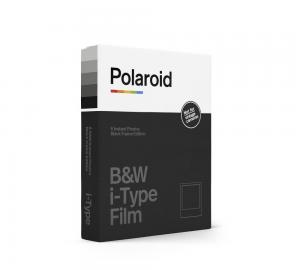 ポラロイド / B&W Film for i-Type  Black Frame Edition
