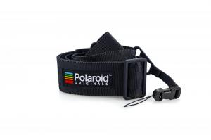 ポラロイド /Polaroid Camera Strap Flat - Black