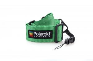 ポラロイド /Polaroid Camera Strap Flat - Green