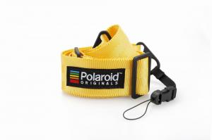 ポラロイド /Polaroid Camera Strap Flat - Yellow