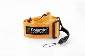 ポラロイド /Polaroid Camera Strap Flat - Orange