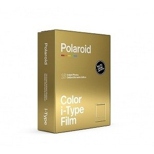 ポラロイド / Color Film for i-Type GoldenMoments - double pack